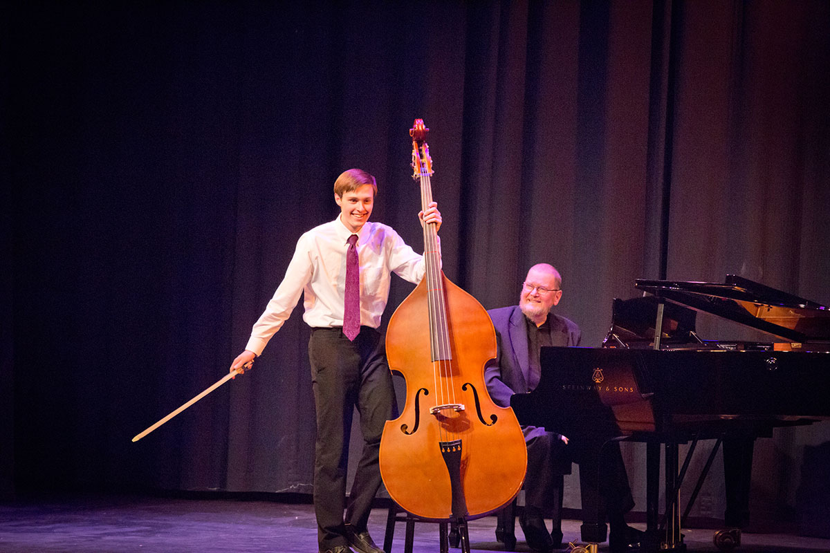 bass recital